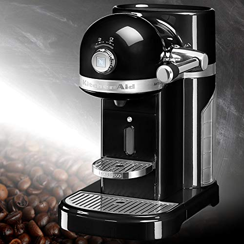 Kitchenaid 5KES0503EOB Kitchenaid Nespressomaschine schwarz