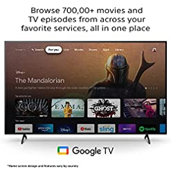 Sony Bravia 65 inches 4K Ultra HD Smart LED Google TV