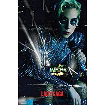 Trends International Lady Gaga - Live Wall Poster 22.375  x 34  Unframed Version