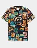デシグアル(Desigual) Tシャツ半袖 LOGAN【ブラック系/XL】