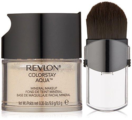 Maquillaje En Polvo Mineral marca Revlon