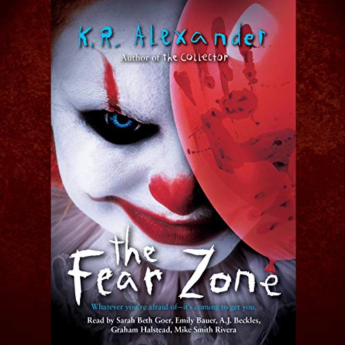 Fear Zone cover art