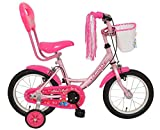 Kross Kids Blue Bell 14T Bicycle (Pink)