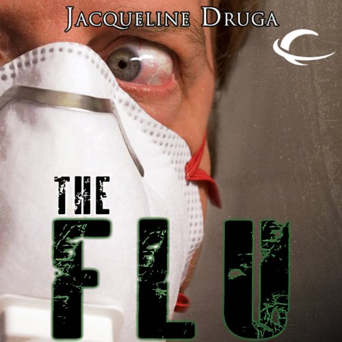 The Flu audiobook cover art