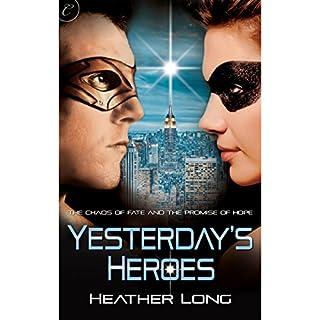 Yesterday's Heroes audiobook cover art