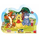 Dino Toys 311329 - Puzzle, diseño de Winnie-The-Pooh