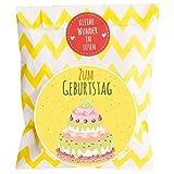 Happy Birthday Wundertüte - kleines Geburtstagsgeschenk / Geburtstagsüberraschung