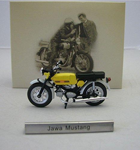 Modell Motorrad Mokick Jawa Mustang Atlas Modellmotorrad Tchechien 1:24