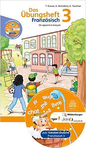 Das Übungsheft Französisch 3: On apprend le français