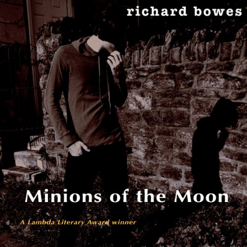 Minions of the Moon audiobook cover art