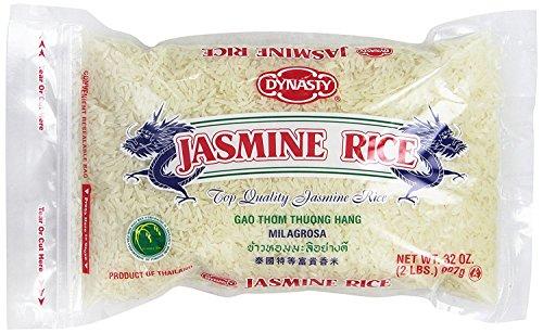 Dynasty Jasmine Rice, 32 Ounce