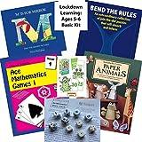 Tarquin Kit de aprendizaje en casa - Diversión para edades de 5 a 6 años (básico)