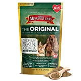 missing link food sensitive dog supplement