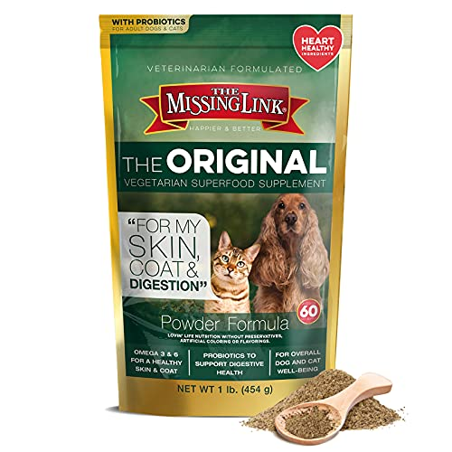 Top 10 best selling list for the missing link supplement for dogs reviews