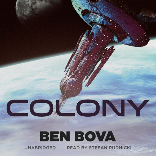 Colony cover art