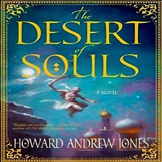 The Desert of Souls cover art