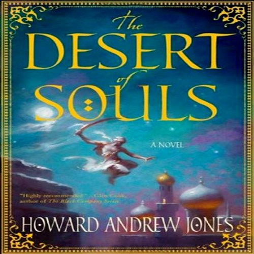 The Desert of Souls cover art