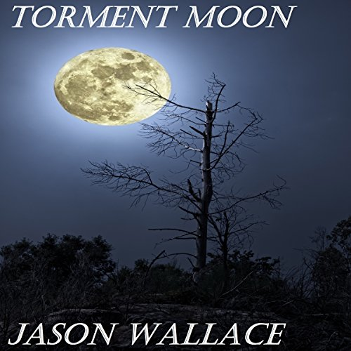 Torment Moon audiobook cover art