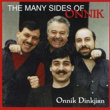 THE MANY SIDES OF ONNIK