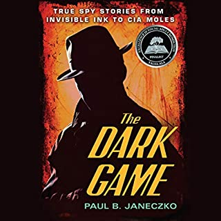 The Dark Game cover art