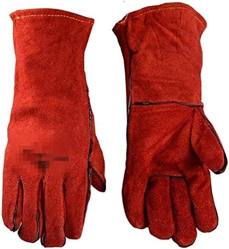 Welding service Ranking TOP4 Gloves Heat Fire Resistant Glove Leather Welders