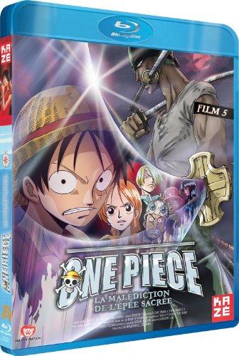 One Piece Film 5 : La Malédiction de l'épée sacrée [Blu-Ray]