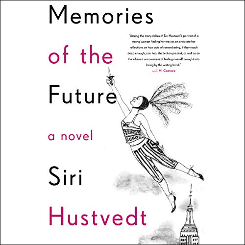 Memories of the Future audiobook cover art