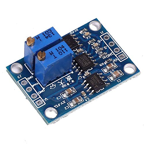 iHaospace AD620 Microvolt Millivolt Signal Amplifier Module 1.5-1000 Gain Adjustable