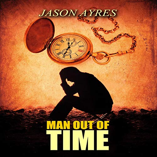 Man out of Time audiobook cover art