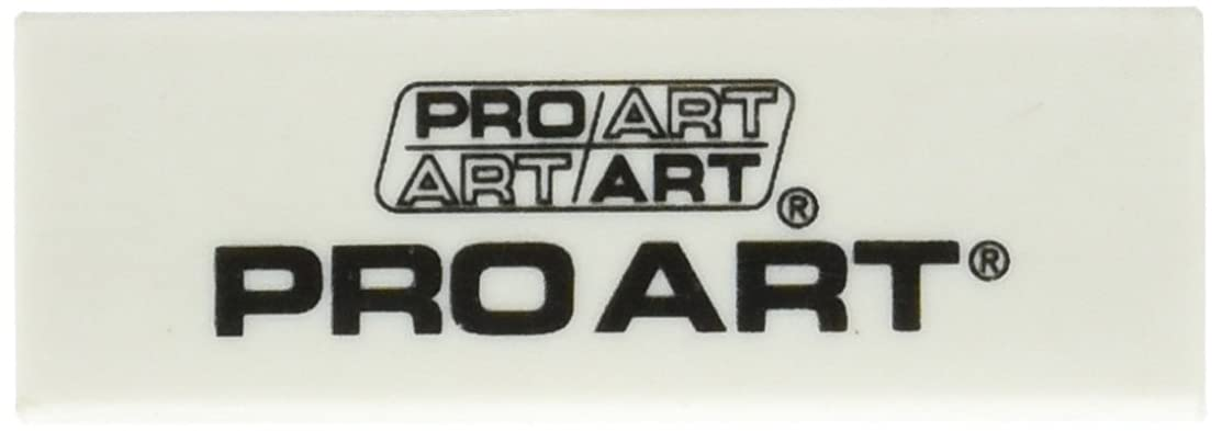 Pro Art PRO-3087 Plastic Drafting Eraser