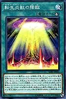 遊戯王カード 転生炎獣の降臨(ノーマル) ソウル・フュージョン(SOFU) | サラマングレイト 儀式魔法 ノーマル