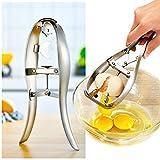 Food grade stainless steel Egg Opener,Eggshell Cracker Cutter,Kitchen Tools