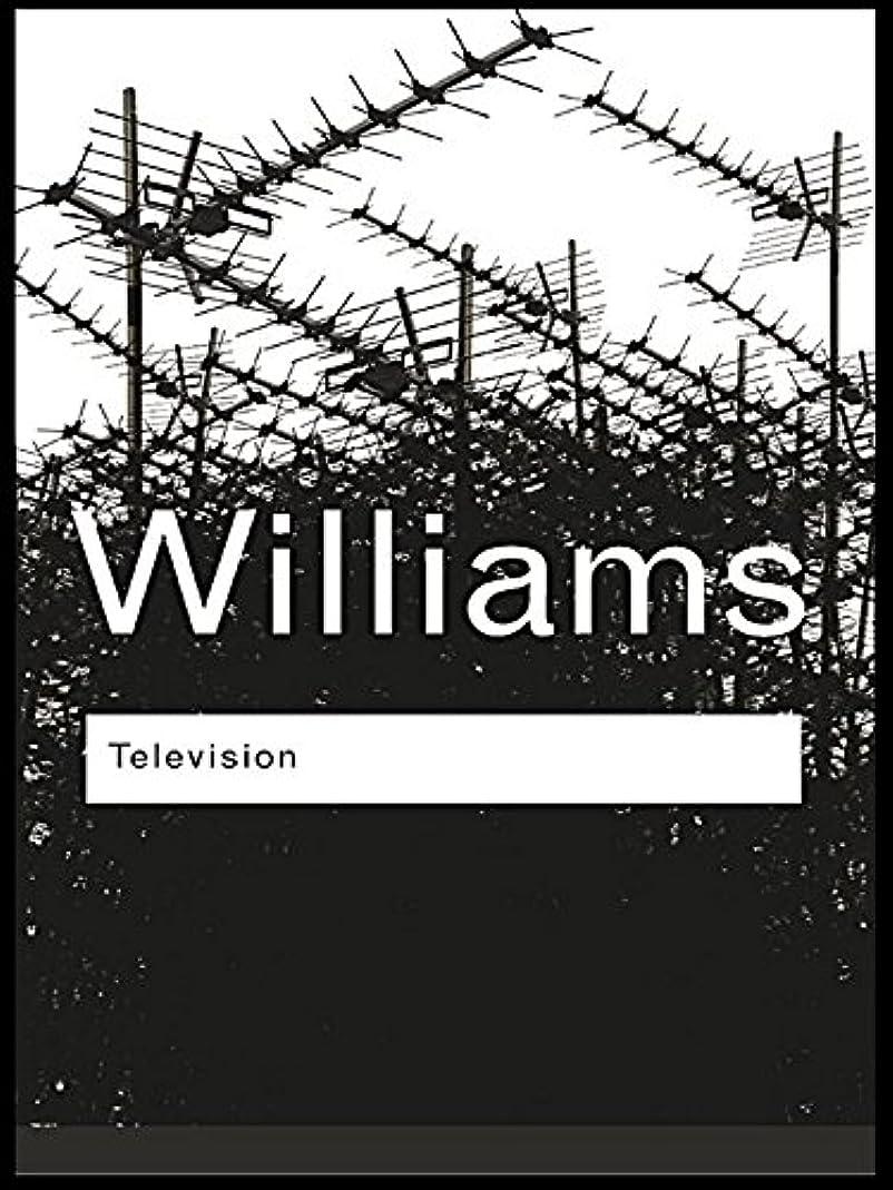 文芸谷構造Television: Technology and Cultural Form (Routledge Classics) (English Edition)