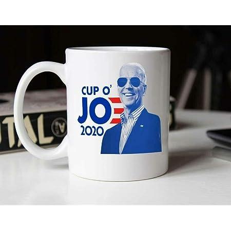 Joe Biden For President 2020 Cup O/' JO Democrat Coffee Mug Ceramic Cup 11 15oz