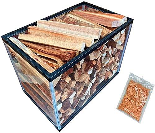 広葉樹の薪 ソロキャンプ 宅配100サイズ 長さ約23センチ 約7キロ
