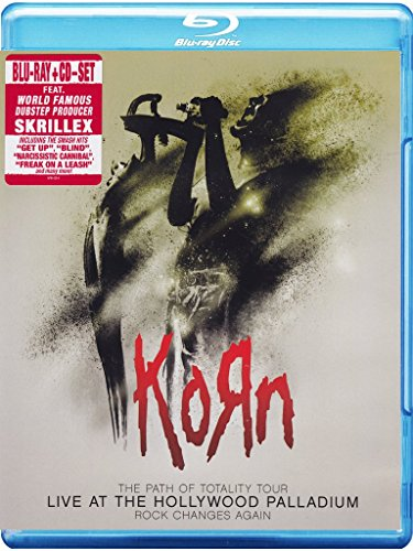 Korn - Live at the Hollywood Palladium  (+ CD) [Blu-ray]