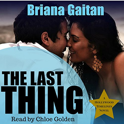 The Last Thing audiobook cover art