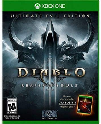 Jogo Diablo Reaper of Souls - Xbox One Mídia Física Usado