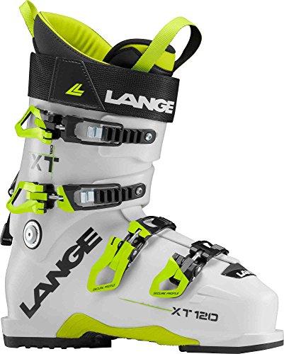Lange - Chaussures De Ski Xt 120 Homme - Homme - Taille 25.5 - Blanc