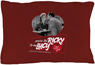 CafePress I Love Lucy: Ricky to My Lucy Standard Size Pillow Case, 20