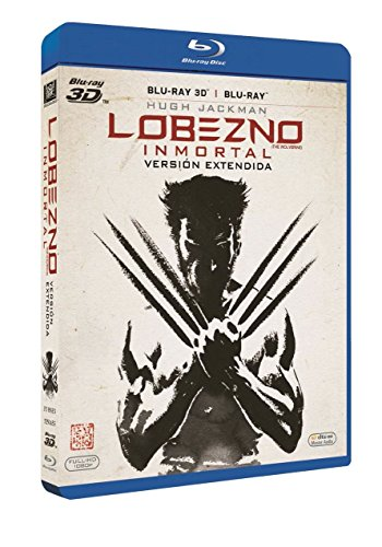 Lobezno Inmortal - Blu-Ray 3d [Blu-ray]