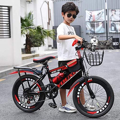 Comfort Bikes Aerobic-Übungen for Kinder Mountainbikes Jungen und Mädchen, 20/22/24 Zoll-Räder hochfestem Aluminium-Rahmen im Freien Fahrrad, Variable Speed Cruiser Fahrradfahren Fahrrad Ch ZHNGHENG