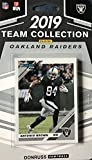 Oakland Raiders 2019 Donruss Factory Sealed 12 Card Team Set with Clelin Ferrell