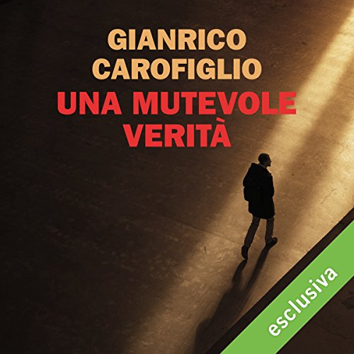 Una mutevole verità audiobook cover art