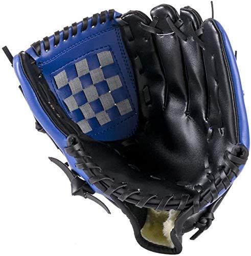 Acidea 115inch Blue Premium Teeball Glove Youth Adult Kids Fielding Glove PU Leather Baseball Glove Softball Mitts