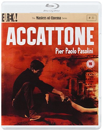 Accattone/ Comizi d'amore [Love Meetings] (1961 / 1958) (Masters of Cinema) [Dual Format Blu-ray & DVD] [UK Import]