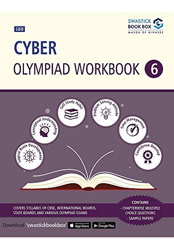 SBB Cyber Olympiad Workbook - Class 6 (English Edition)