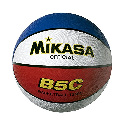 MIKASA B-5 C Balón de Goma, Infantil, Multicolor