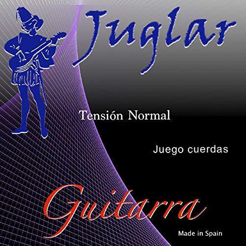 Juego de Cuerdas para Guitarra Clásica Española Juglar JP-40 ...