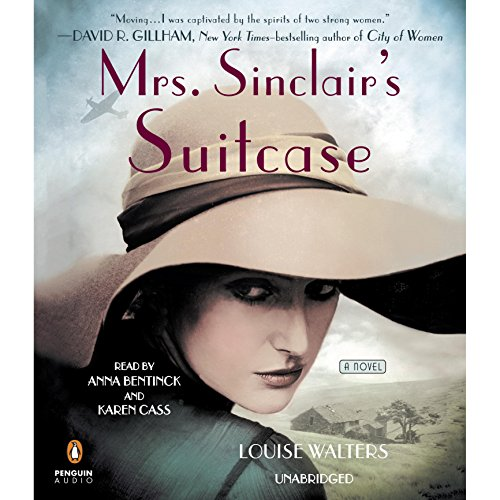Mrs. Sinclair's Suitcase audiobook cover art